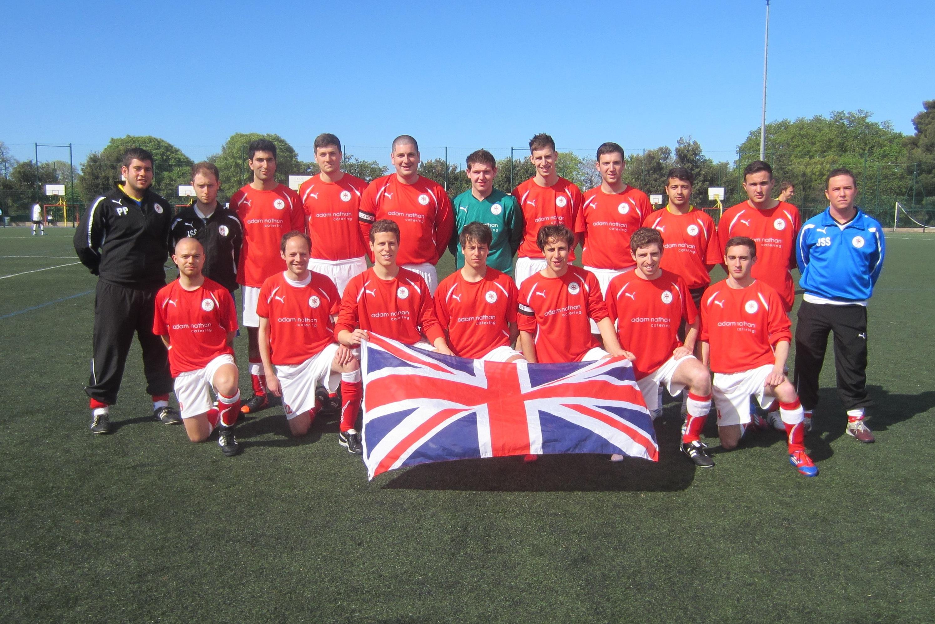 Team GB squad